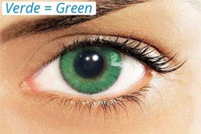 لنز رنگی ایر اپتیکس